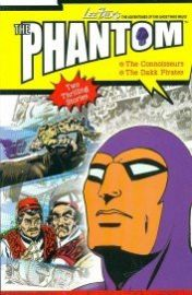 THE PHANTOM- THE CONNOISSEURS : A MAN HUNT!