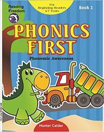 PHONICS FIRST - BOOK 1