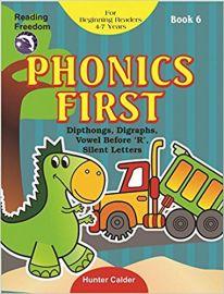 PHONICS FIRST - BOOK 6