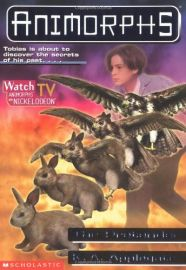 SCHOLASTIC'S ANIMORPHS # 23: THE PRETENDER - TOBIAS IS ABOUT TO DISCOVER THE SECRETS OF HIS PAST