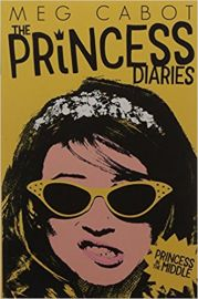 The Princess Diaries Book # 3 PRINCESS IN THE MIDDLE by MEG CABOT