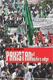 Pakistan at Knife's Edge - M.B.NAQVI