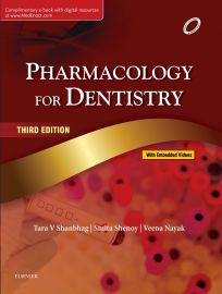 Pharmacology for Dentistry 3e