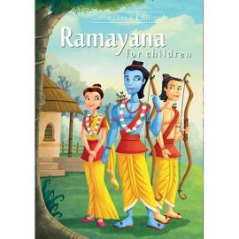 Collector's Edition - RAMAYANA - For Children