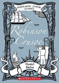 SCHOLASTIC JUNIOR CLASSICS: ROBINSON CRUSOE