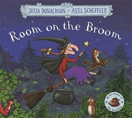ROOM ON THE BROOM - by the Creators of The Gruffalo