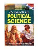 Research in Political Science - K. Jagannatha Rao & Murali Mohan Raju