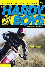 The Hardy Boys: ROCKY ROAD - Book 5 - Undercover Brothers