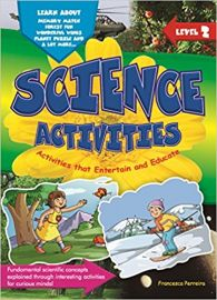 SCIENCE ACTIVITIES - Level 2 - Activities that entertain and educate. Fundamental scientific concepts explained through interesting activites for curious minds. Learn about Memory Match, Forest Fun, Wonderful Wings, Planet Puzzle and a lot more.