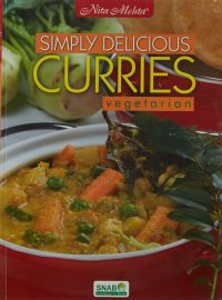 SIMPLY DELICIOUS CURRIES - Vegetarian