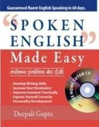 SPOKEN ENGLISH : MADE EASY with CD