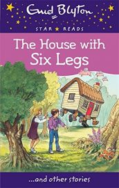 Star Reads Series # 12 : THE HOUSE WITH SIX LEGS and Other Stories