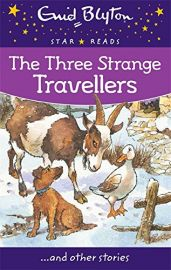 Star Reads # 12 : THE THREE STRANGE TRAVELLERS and Other Stories