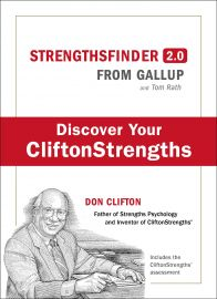STRENGTHS FINDER : 2.0 - FROM GALLUP : Discover your Clifton Strengths