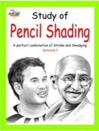 STUDY OF PENCIL SHADING : A Perfect Combination of Stroke and Smudging - PORTRAITS 1