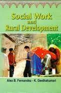 Social Work and Rural Development - Alex B. Fernandez & K Geethakumari