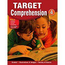 TARGET COMPREHENSION SERIES: TARGET COMPREHENSION 4