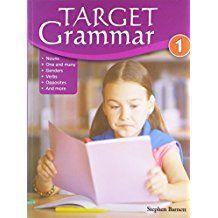 TARGET GRAMMAR- LEVEL 1