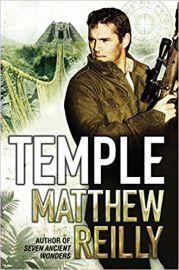 TEMPLE by MATTHEW REILLY adventure & thriller novel