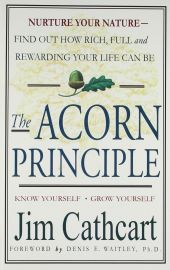 THE ACORN PRINCIPLE : Nurture your nature - Find out how rich, full and rewarding your life can be. Know Yourself. Grow Yourself.
