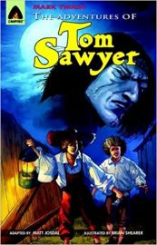 THE ADVENTURES OF TOM SAWYER - A Graphic Novel