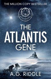 THE ATLANTIS TRILOGY : THE ATLANTIS GENE