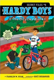 THE HARDY BOYS - SECRET FILES # 6 - THE BICYCLE THIEF