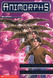 ANIMORPHS # 13: THE CHANGE- BE AFRAID...