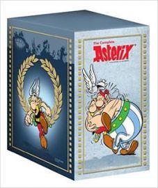THE COMPLETE ASTERIX BOX SET by Rene Goscinny & Albert Uderzo