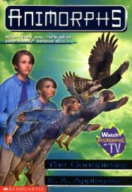 ANIMORPHS # 31: THE CONSPIRACY- WHEN THEY SAY, ITS ALL IN YOUR HEAD, BELIEVE IT…