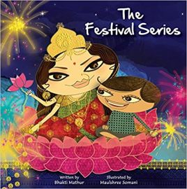 THE FESTIVAL SERIES 3 BOOKS SET - The Amma Tell Me Festival Series