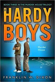 THE HARDY BOYS 24 MURDER HOUSE