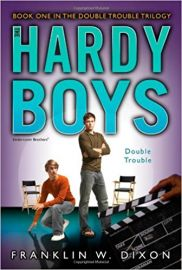 THE HARDY BOYS 25 DOUBLE TROUBLE