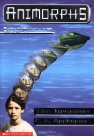 ANIMORPHS # 1: THE INVASION - SOME PEOPLE NEVER CHANGE. SOME DO...