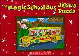Scholastic: The Magic School Bus: JIGSAW PUZZLE  (BoxSet)