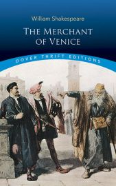 Dover Thrift Editions: THE MERCHANT OF VENICE
