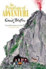 Enid Blyton's Adventure Series # 5 : THE MOUNTAIN OF ADVENTURE by ENID BLYTON