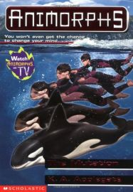 ANIMORPHS # 36: THE MUTATION- YOU WON'T EVEN GET THE CHANCE TO CHANGE YOUR MIND...