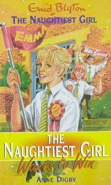 THE NAUGHTIEST GIRL SERIES - BOOK 9: THE NAUGHTIEST GIRL WANTS TO WIN
