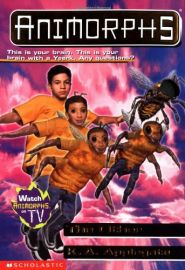 SCHOLASTIC'S ANIMORPHS # 40: THE OTHER: THIS IS YOUR BRAIN. THIS IS YOUR BRAIN WITH A YEERK. ANY QUESTIONS?