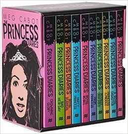 The Princess Diaries Book Box Set (10 Books) by MEG CABOT