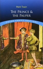 THE PRINCE AND THE PAUPER - Dover Thrift Editions