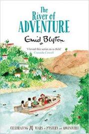 Enid Blyton's Adventure Series # 8 : THE RIVER OF ADVENTURE