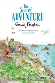 Enid Blyton's Adventure Series # 4 : THE SEA OF ADVENTURE  by ENID BLYTON