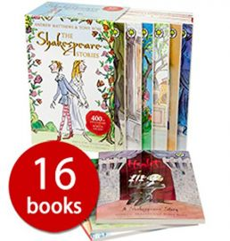 THE SHAKESPEARE STORIES - SET OF 16 BOOKS