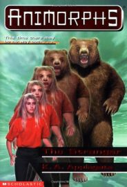 ANIMORPHS # 7: THE STRANGER- THIS TIME THERE MAY BE NO WAY OUT..