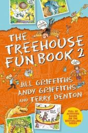 Treehouse Fun Books Series: THE TREE HOUSE FUN - BOOK 2  - Full of activities based on the bestselling series.