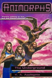 ANIMORPHS #17 : THE UNDERGROUND - THERE'S NOTHING TO FEAR BUT THE YEERKS THEMSELVES