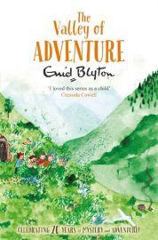 Enid Blyton's Adventure Series # 3 : THE VALLEY OF ADVENTURE by ENID BLYTON