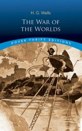 THE WAR OF THE WORLDS - Dover Thrift Editions